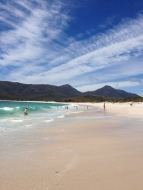 Stunning Wineglass Bay - Freycinet